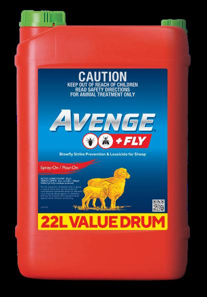 Avenge Fly BG 22L DRUM