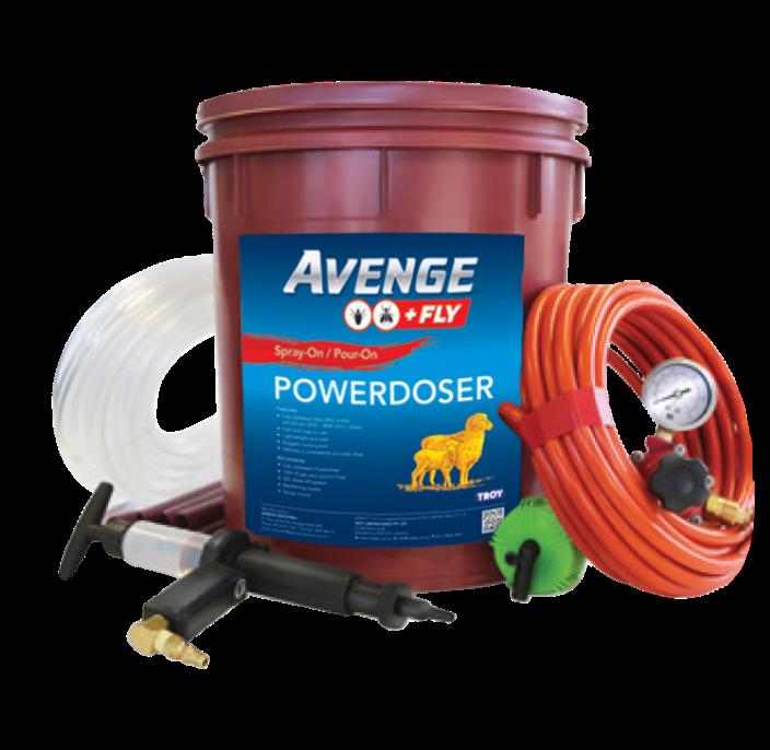 Avenge Powerdoser